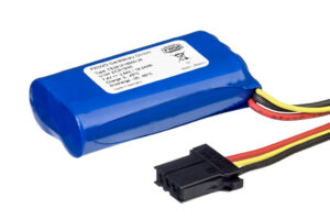 FRIWO 1S2P   3,7V 5200 mAh 3-pin JST connector