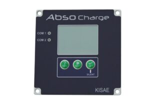 Kisae Charger remote display