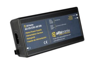 Alfatronix Power Supply AD 115/230V AC – 48V DC 2,25A