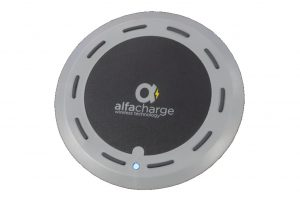 Alfatronix Charger Wireless integrated 230V AC – 5V DC 9mA
