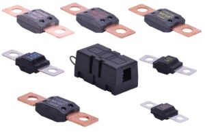 Fuses for inverters