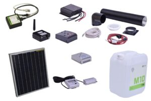 Accessories, Methanol and Solar